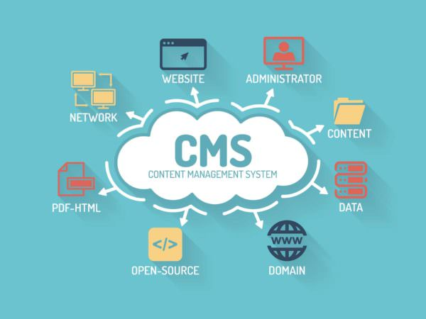 Sviluppo siti web con cms wordpress, drupal