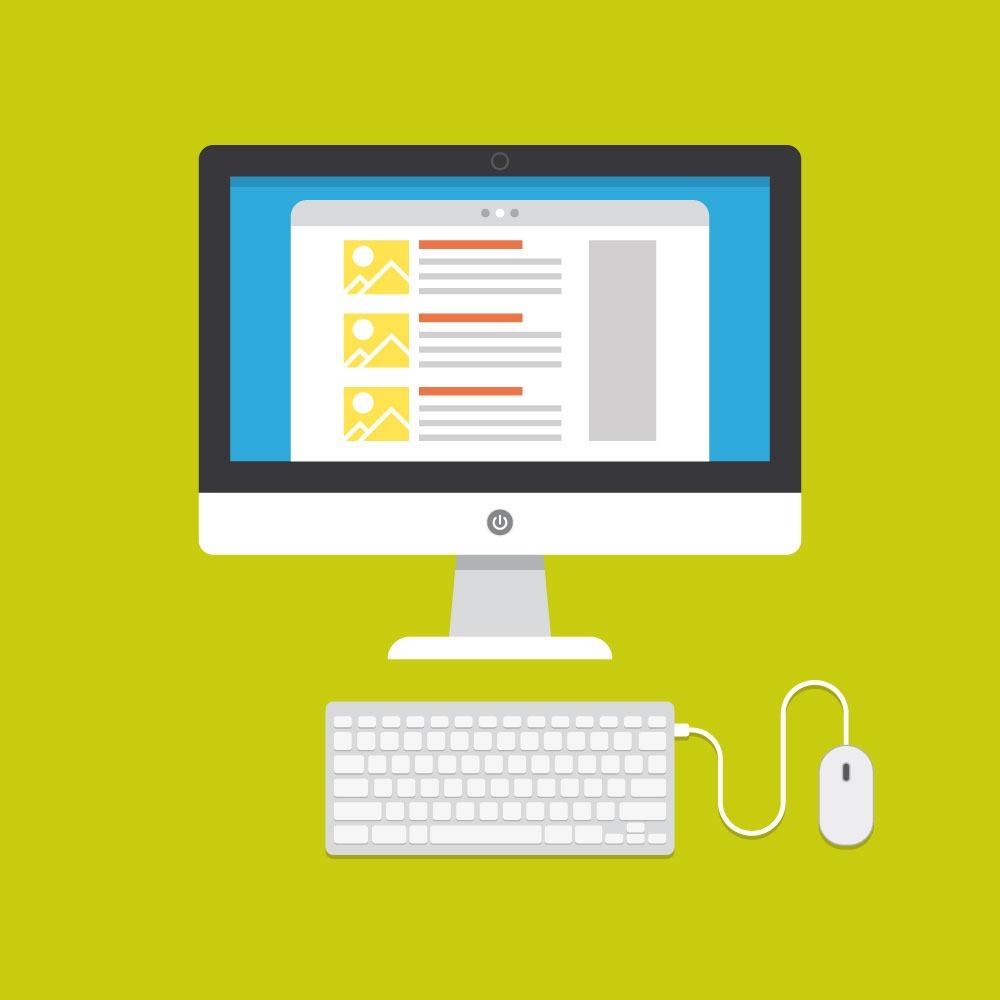 Idee Mirate realizzazione blog aziendale Wordpress