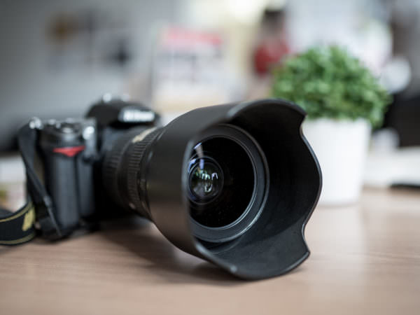 reflex nikon del nostro team di fotografi per realizzare set fotografici a Bassano del Grappa e Vicenza