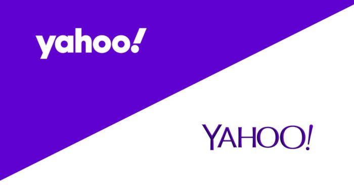 Nuovo logo Yahoo e nuova app Yahoo Mail