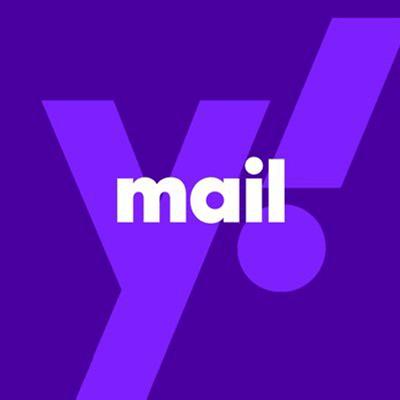 nuovo logo yahoo mail