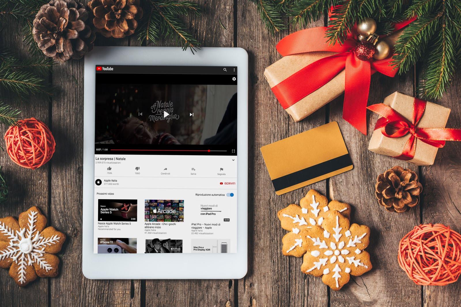 Gli spot di Natale più belli del 2019