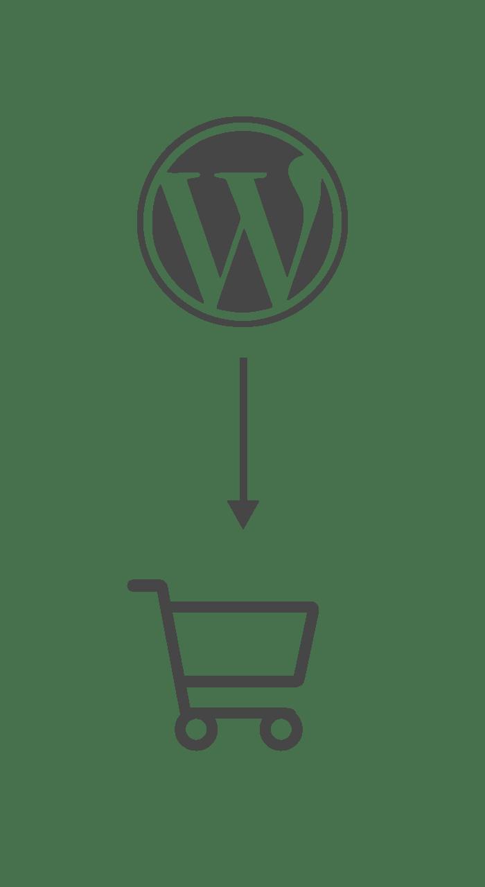 da wordpress a e-commerce